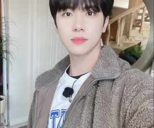 wei, kim donghan, and oui image