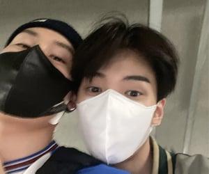 minhyuk, jooheon, and monsta x image