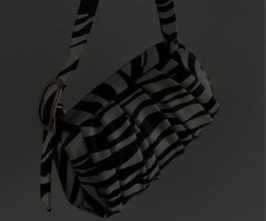 animal print, bag, and fashion image