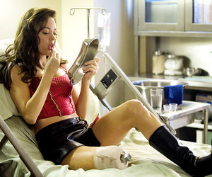 Planet Terror and grindhouse image