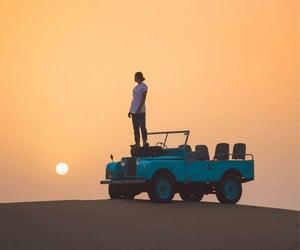 nash grier, blue, and jeep image