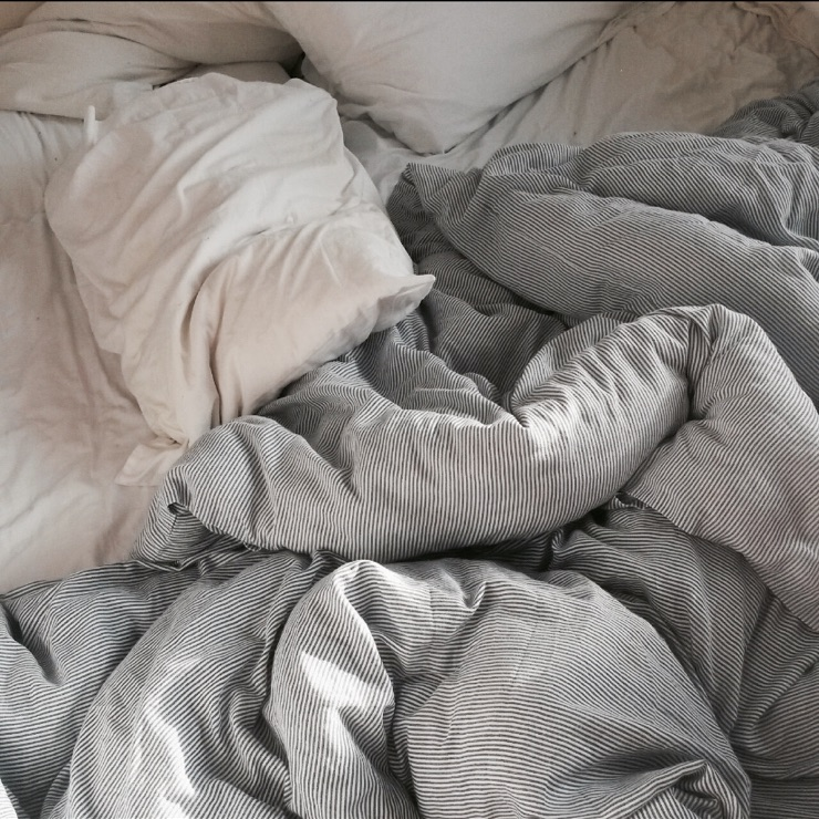 aesthetic and bed image