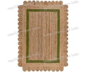 etsy, braided jute rugs, and indoor area rugs image