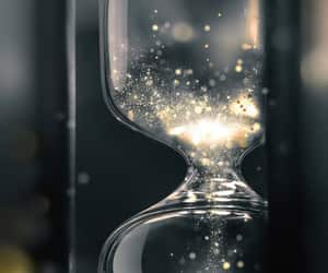 fantasy, hourglass, and photography image