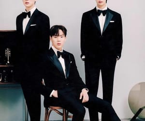 minhyuk, shownu, and hyungwon image