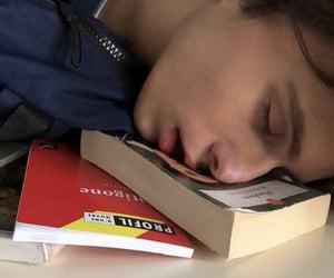 books, boys, and mood image