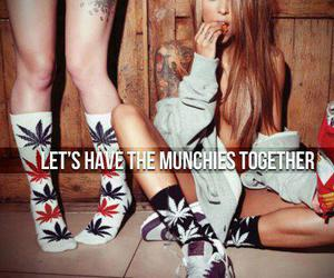 weed and munchies image