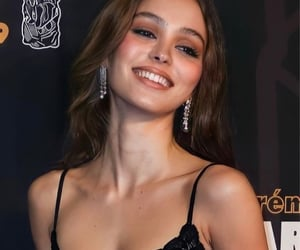 makeup, lily-rose depp, and cute image