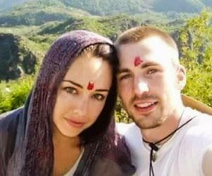 2006, chris evans, and india image