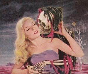 90s, comic, and Halloween image