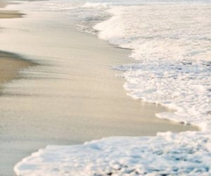 beach, wallpapers, and aesthetics image