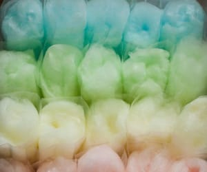 pastel, cotton candy, and pink image