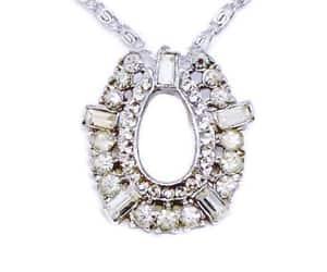 crystal jewelry, etsy, and rhinestone jewelry image