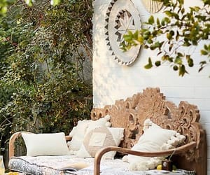 decor, nature, and gardens image