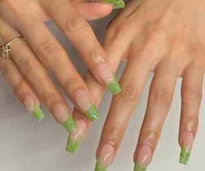 accessories, beauty, and nails image
