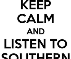 keep calm, words, and gospel music image