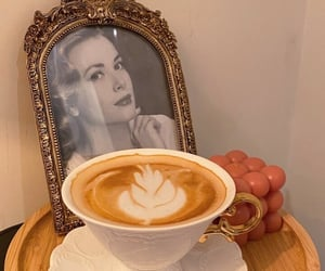 art, mood, and cafe image