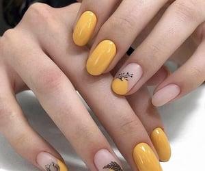 beauty, nail art, and nail color image