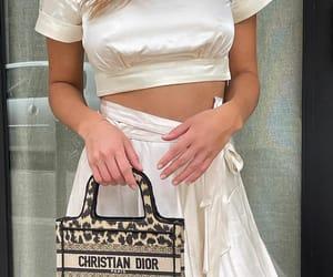 blogger, Christian Dior, and fashion image