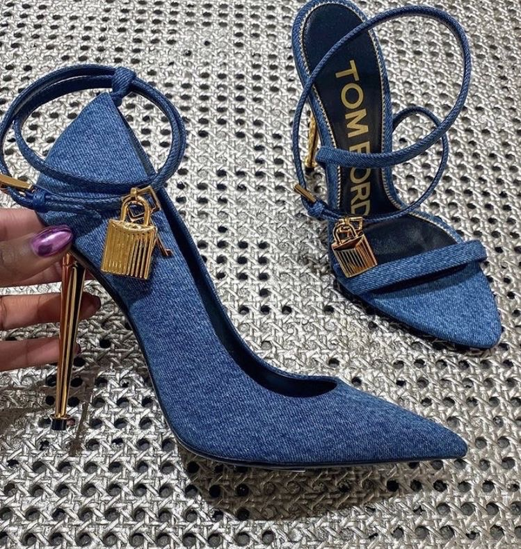 tom ford, shoes, and blue image