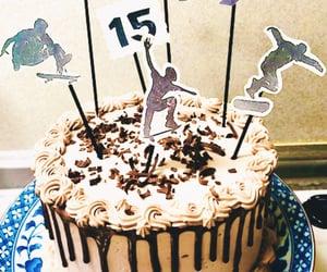 15, cake, and hbd image