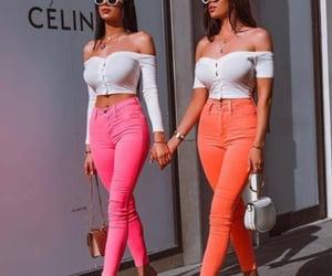 chloe, luxury, and orange image