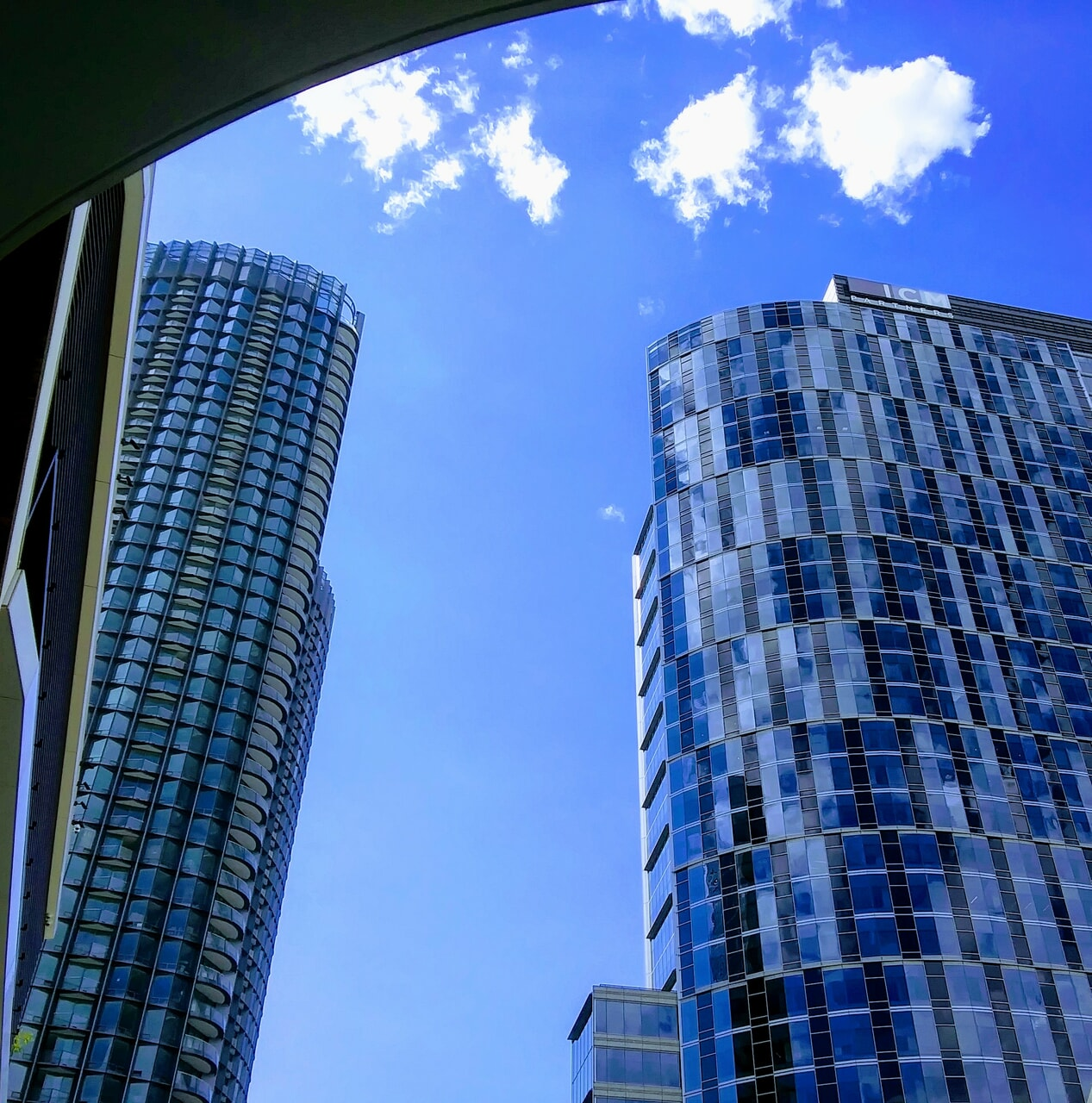 blue, losangeles, and MGM image