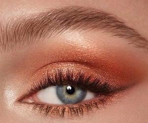aesthetic, eye, and make-up image