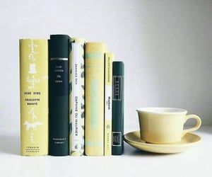 book, yellow, and life image