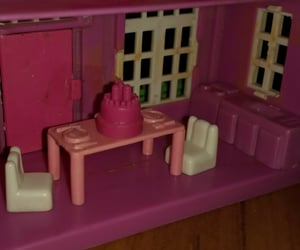 aesthetic, spaces, and dollhouse image