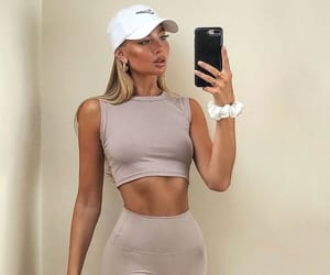 accessories, earrings, and fit image