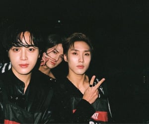 film, the boyz, and younghoon image