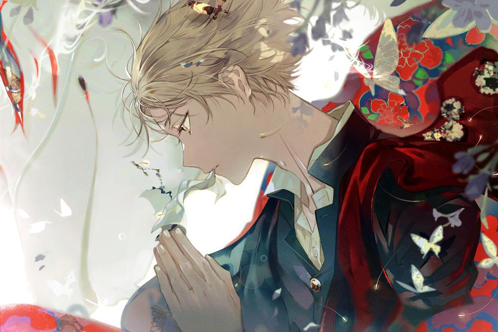 anime, kono oto tomare, and jujutsu kaisen image