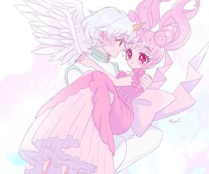 anime, helios, and sailor guardian image