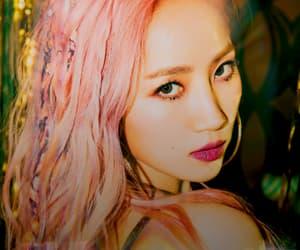 park yeeun, ha:tfelt, and vocalist image