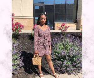 spring fashion, summer dresses, and summer fashion image