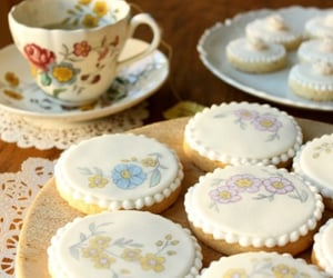 biscuits, food, and sweets image