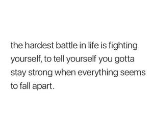 Battles, fall apart, and falling image
