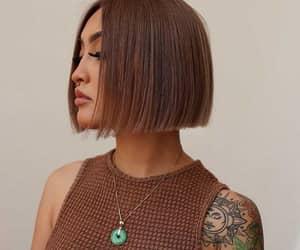 cabelo chanel, cabelo curto, and salaovirtual image