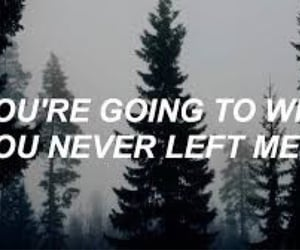 ex boyfriend, sad quotes, and miss me image