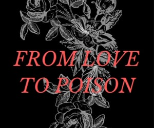 alternative, poetry, and love image