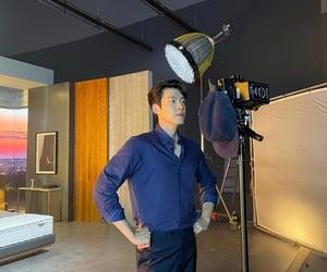 actor, korean, and kim woo bin image