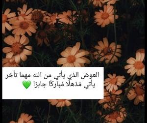 الله, ﻋﺮﺏ, and توكل image