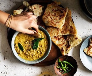 food, indian, and spicy image