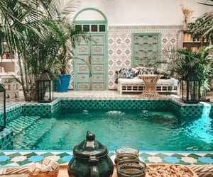marrakech, maroc, and morocco image
