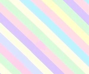 aesthetic, arcoiris, and kawaii image