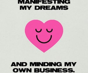 dreams and manifesting image