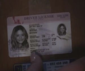 pretty little liars, alison dilaurentis, and drivers license image