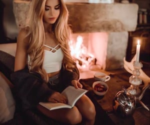 barbie, blondie, and fire image