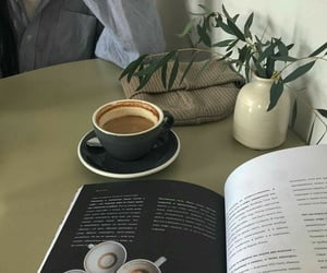 aesthetic, beautiful, and coffee image